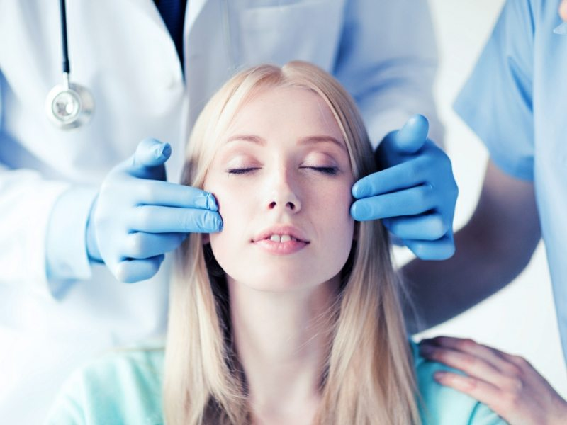 Botox in aesthetic medicine