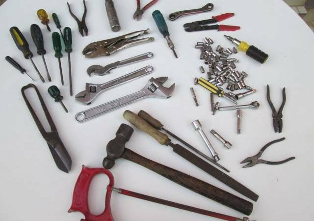 Three Tips For Storing Home Improvement Tools