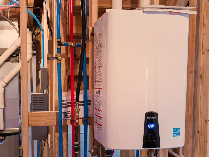 Instant Hot Water Heaters