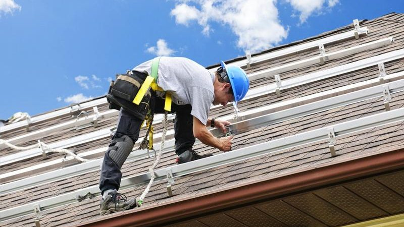 Roof Coating for Durability